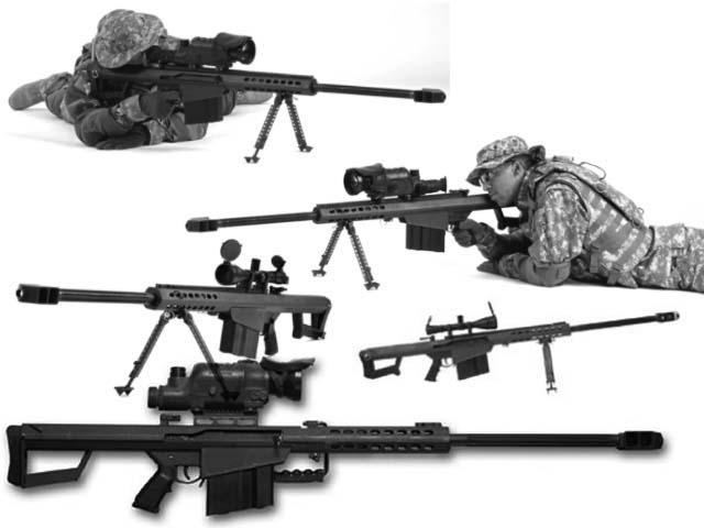 M107 SNIPER by falabogu