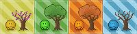 NaNoEmo 17-20: Season Avatars (Animated)