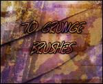 Grunge brushes 4