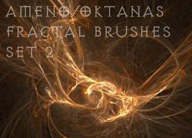 Great fractal brushes set 2 by Oktanas