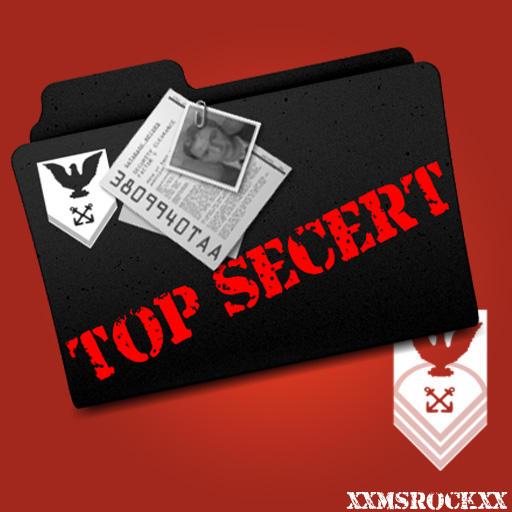 Top Secret Black by xxmsrockxx