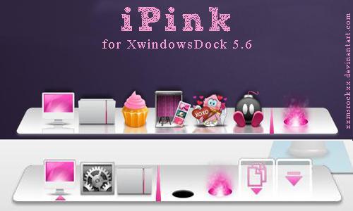 iPink XWD 5.6 by xxmsrockxx