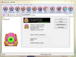 Donuts Theme For Winrar