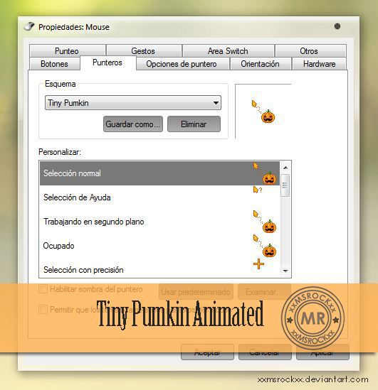 Tiny Pumpkin by xxmsrockxx
