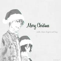 Merry Christmas Gif - IR by Erian-7