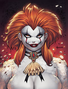 FEM PennyWise Color + animation