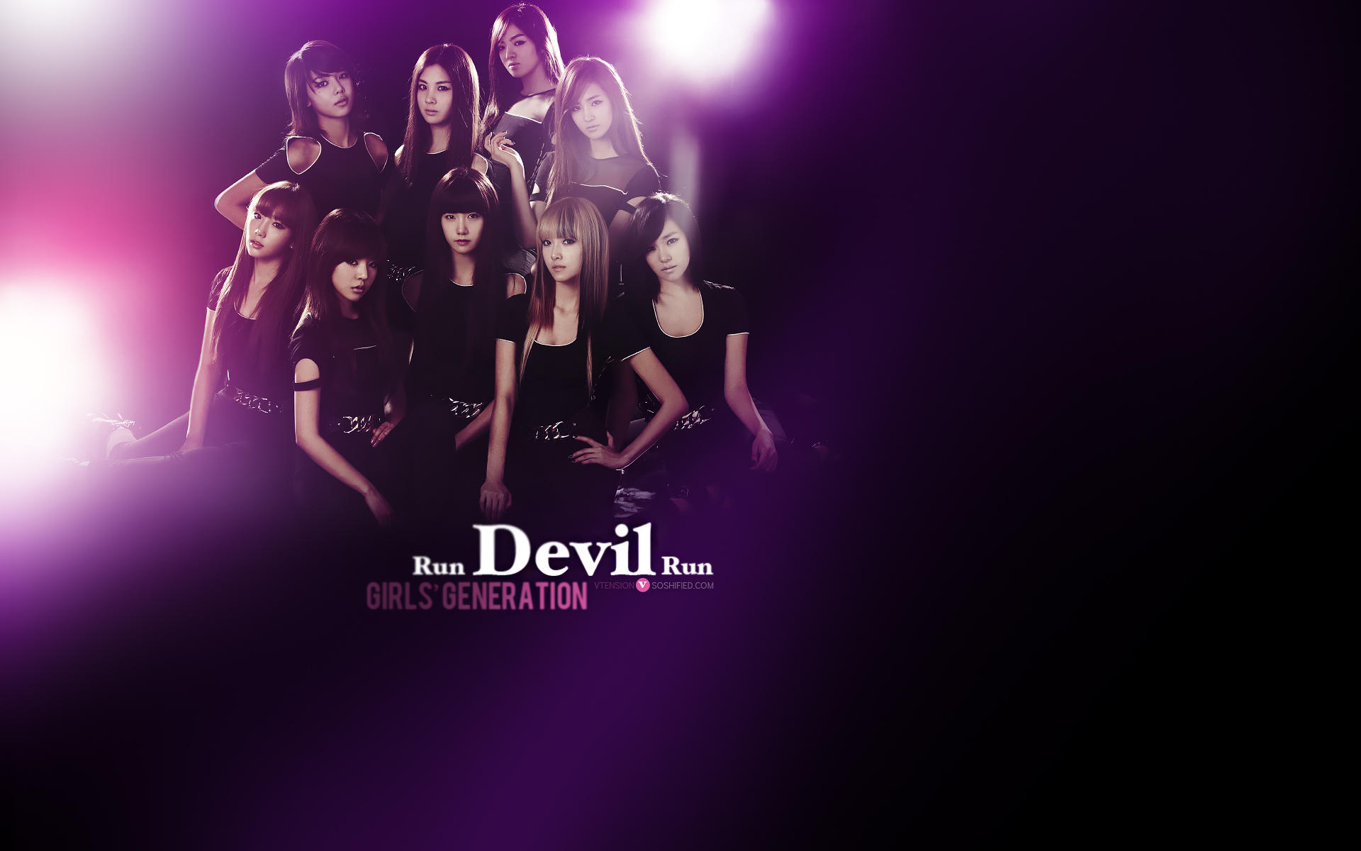 Run Devil Run Wallpaper 03 by xyunaxfantasiesx