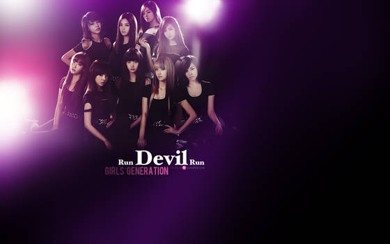 Run Devil Run Wallpaper 03