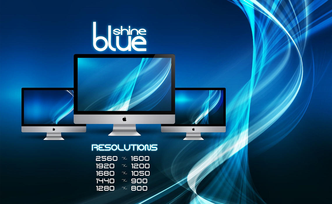 Blue Shine by Bagdadi