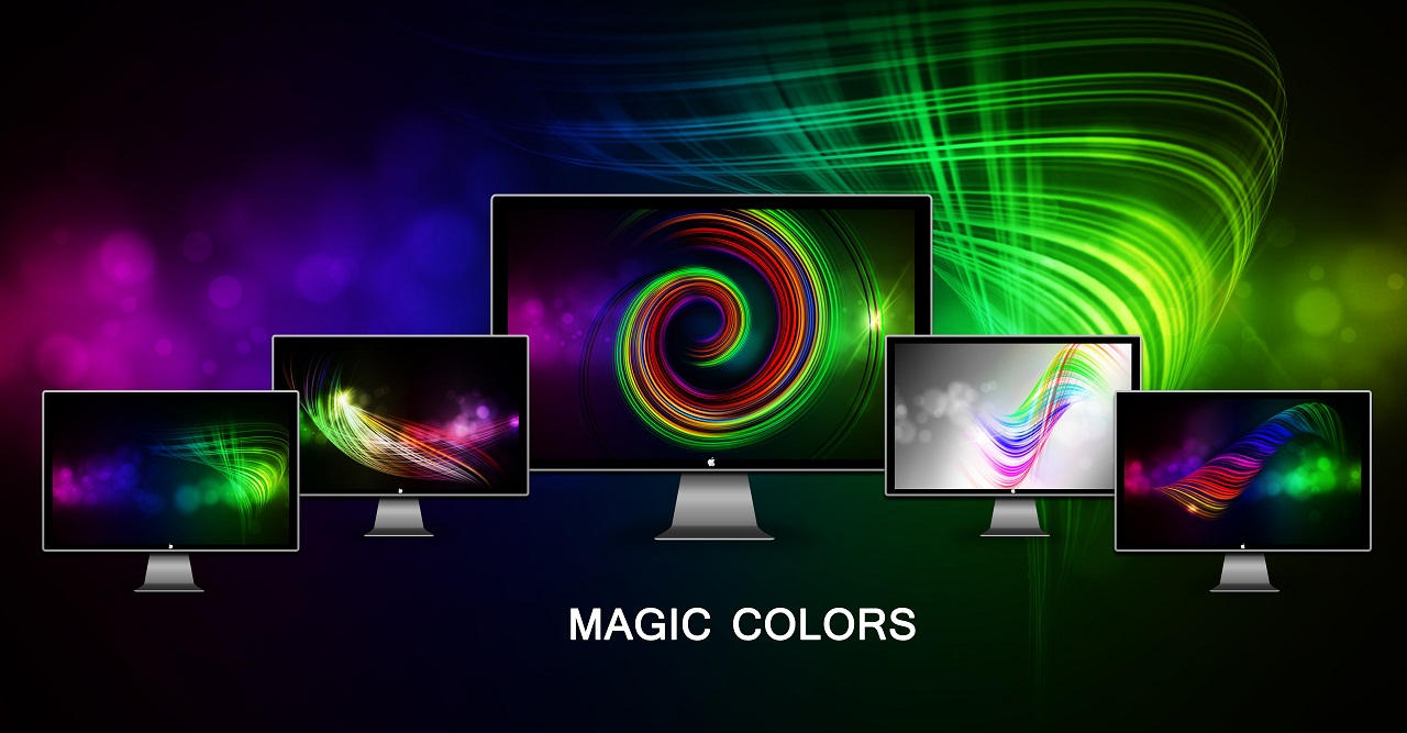 Magic Colors by Bagdadi
