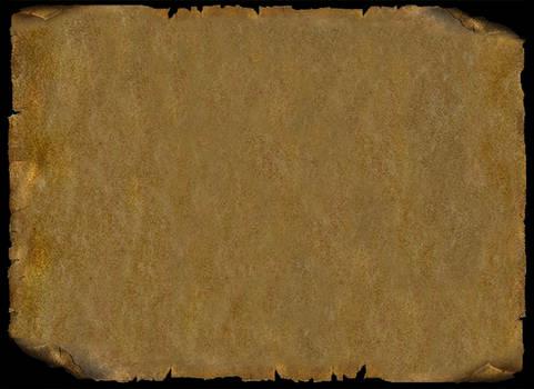 Just bit of parchment