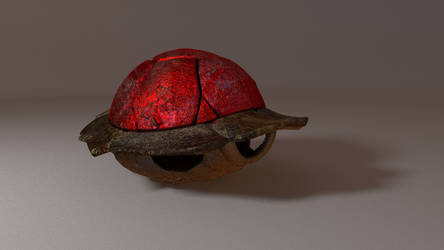 Red Shell by Pharaoh-Hamenthotep