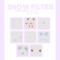  Snow png by AsianWorld