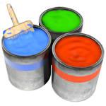 peinture recipients icon