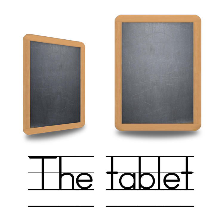 The Tablet icon by PouickyTheDuck