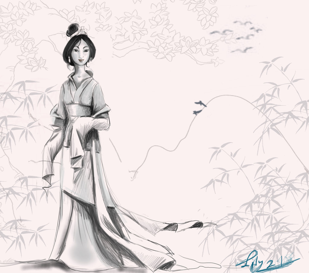 related keywords amp suggestions for mulan drawings
