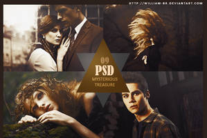 PSD 09: Mysterious Treasure. by William-BR