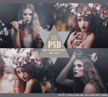 PSD 13: Her glamor make me Sick. by William-BR
