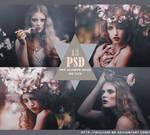 PSD 13: Her glamor make me Sick.