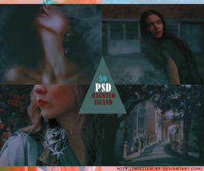 PSD 59: Haunted Island
