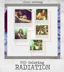 PSD 61: RADIATION