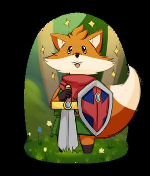 Tiny Fox [Tunic] - Animated