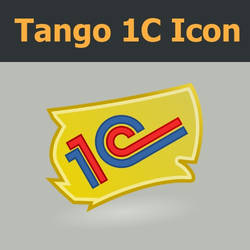 Tango 1C Icon by lordick