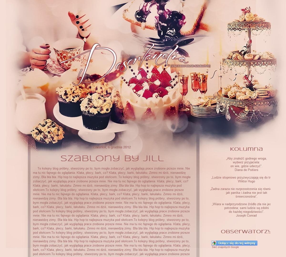 Szablon297 by SzablonyJill