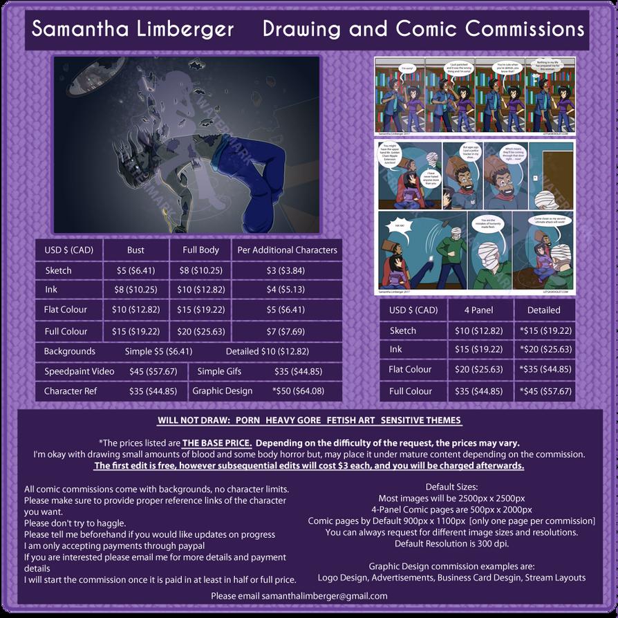 Commissions 2017