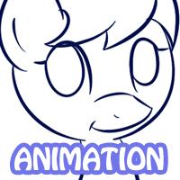 Decibelle Blink Animation by PrettyKitty