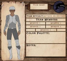 American Clay Horse | Kipup Team Template