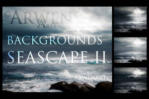 PACK SEASCAPES BACKGROUNDS II by ArwenArts