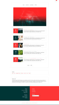 Blogger template Look in the dark