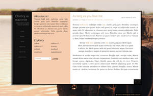 FREE Blogger template Little wind
