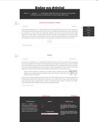 FREE Blogger template Simple