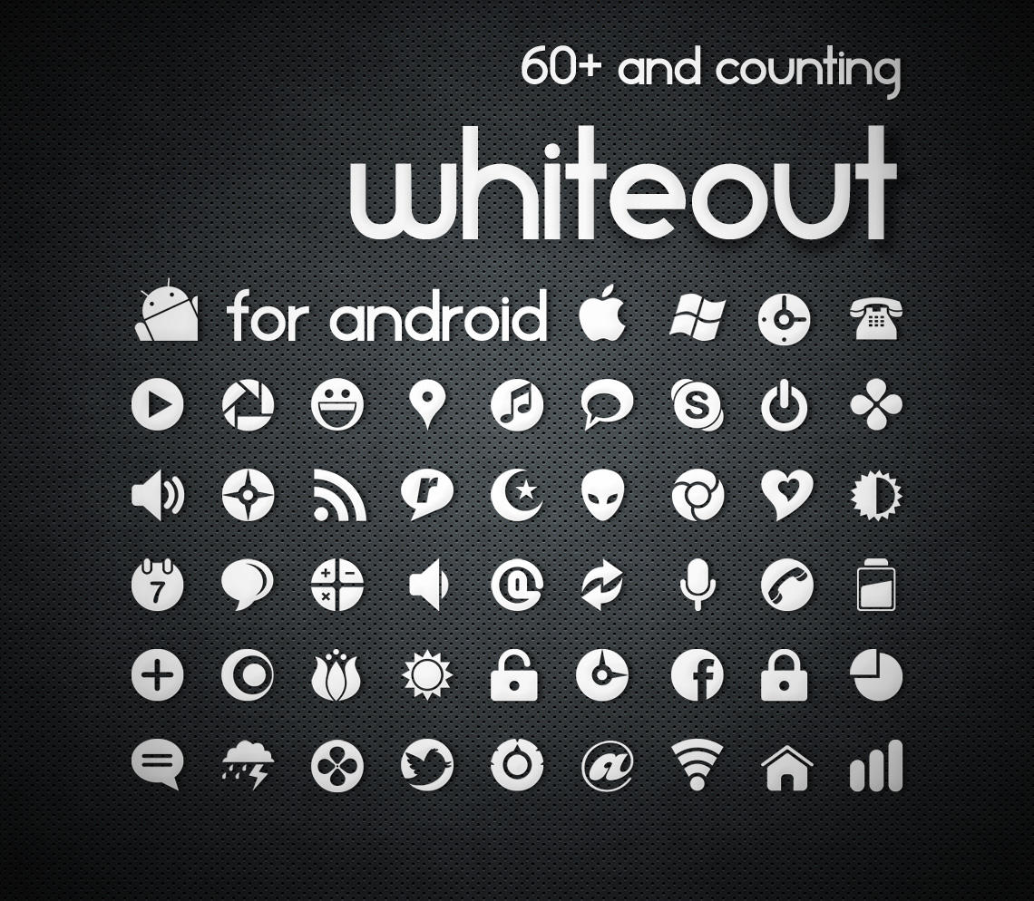 whiteout for android by ornis