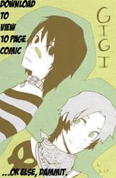 Gigi Comic by i-s-p