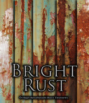Bright Rust Texture Pack