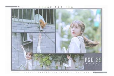 PSD #39 by BUniie268