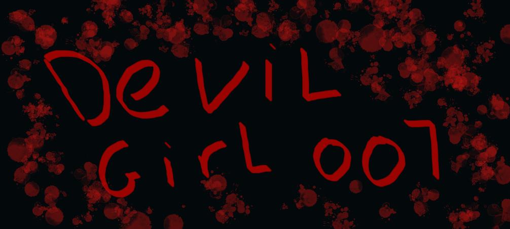 DevilGirl007 by lovepeacebubble121x