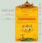 Pumpkin Avenue Journal V2 - Easy.Install