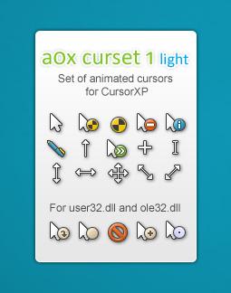 Prototype 03 for CursorFX