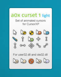 a0x curset 1 light by a0x
