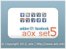 a0x set5 - addon01: Facebook
