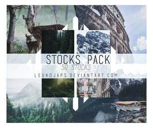 Stocks Pack by LeukojaPS