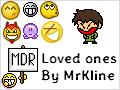 Emoticons by MrKline by mrkline