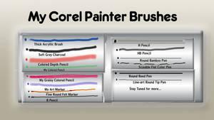 Corel Painter Brushes Part 2