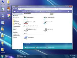 Windows 7 Styler Toolbar Build by sarthakganguly