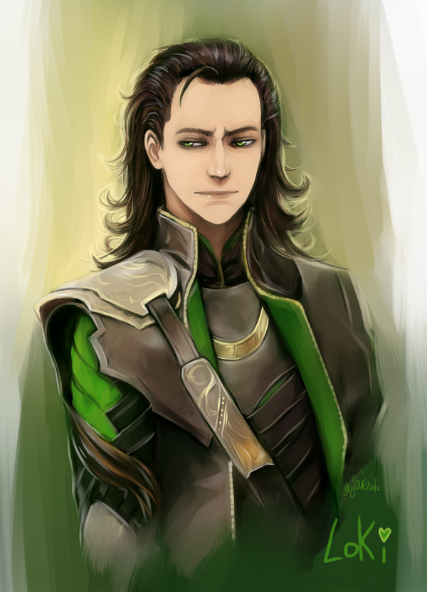 The Time Loki Was Forced To Marry (LokixReader) by IwenArya