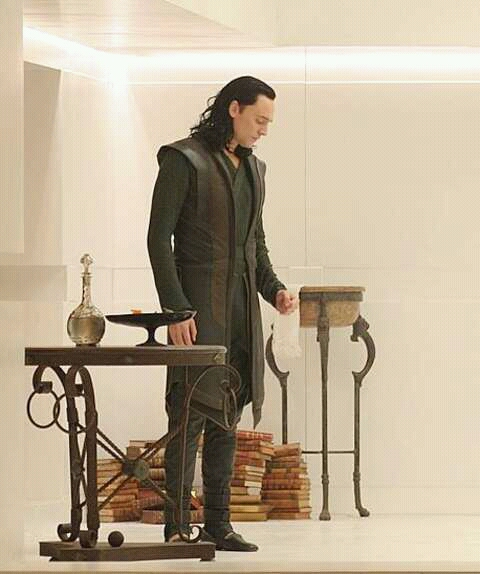 Beauty and the Beast (Loki x Reader) Chapter Seven by